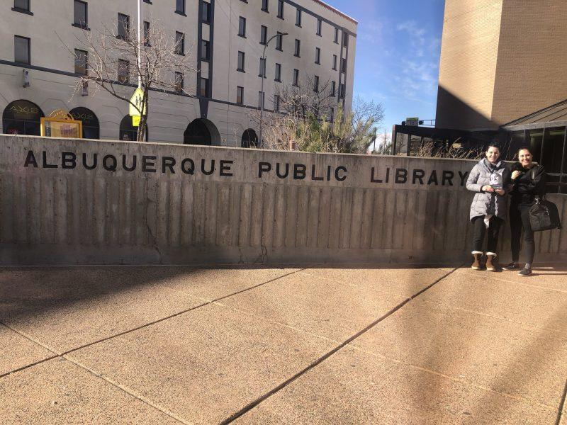 Albuquerque Library