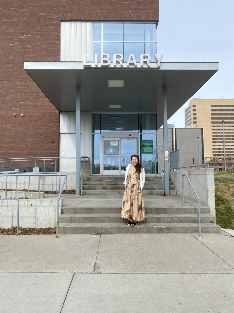 North Dakota Library