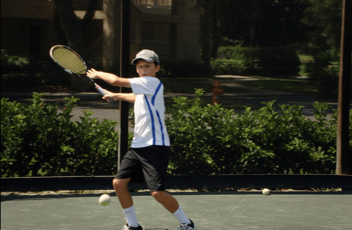 12. Alex Tennis