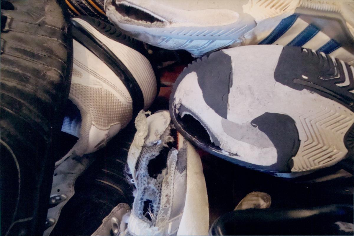15. Boys Tennis Shoes