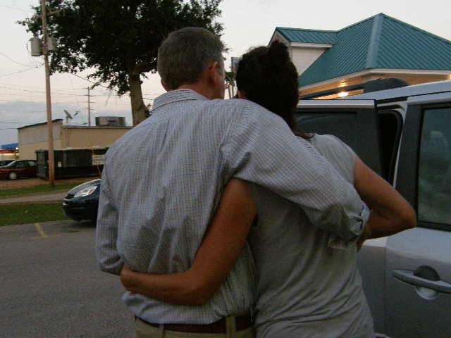 20. Mitch Comforting Sonja