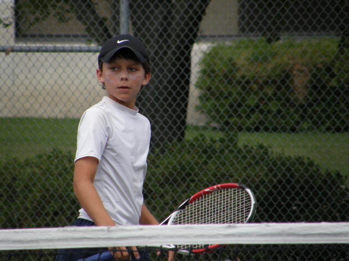 32. Alex Tennis