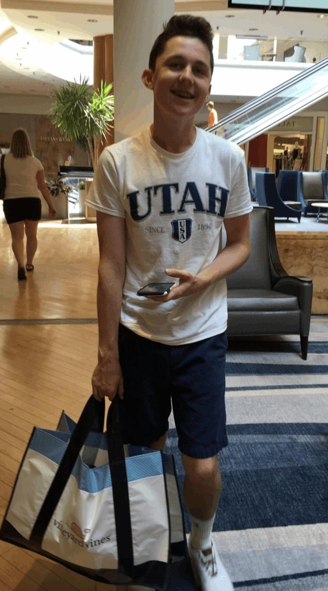 32. Lincoln in Utah