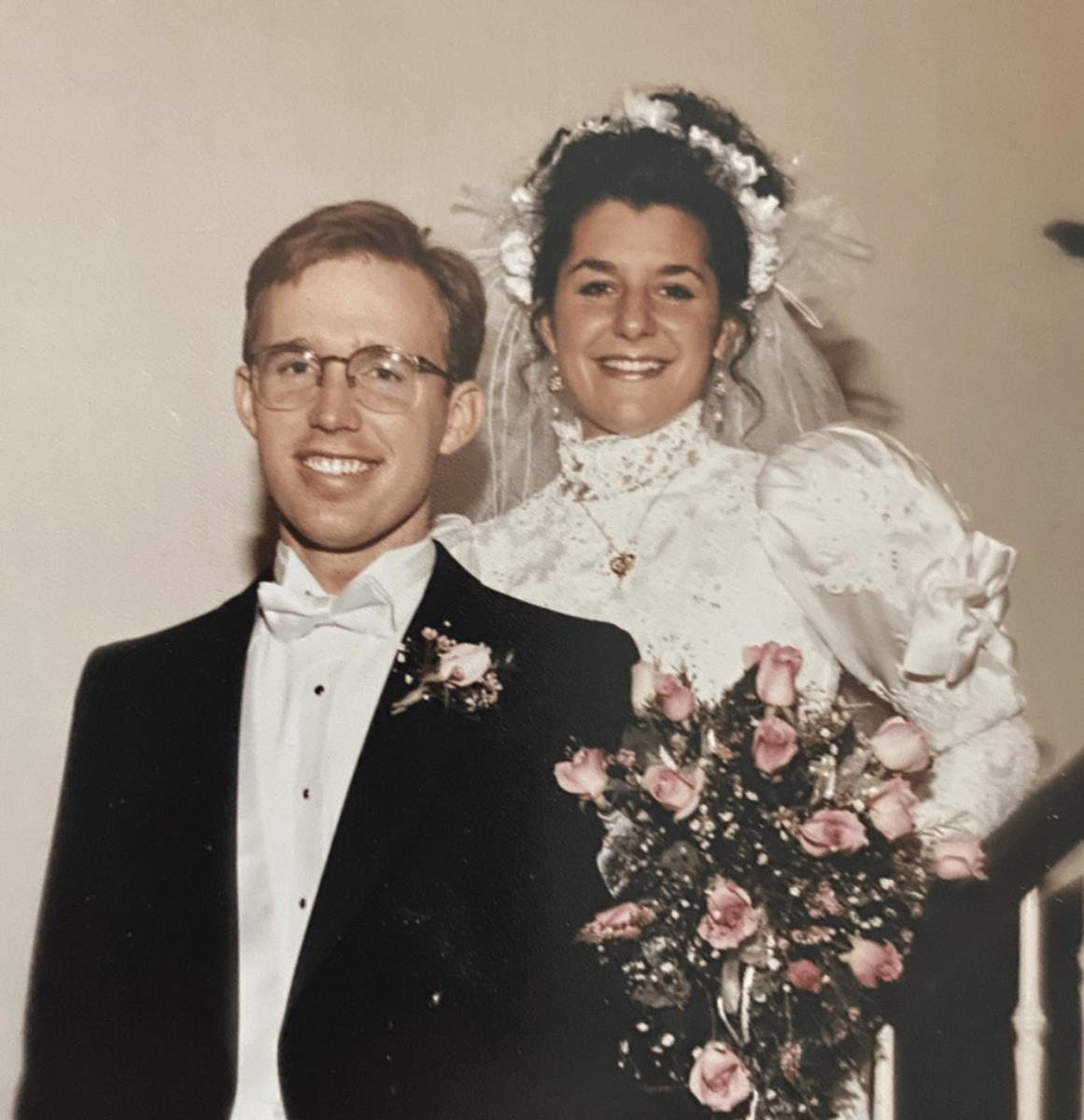 4. Sonja and Mitch's Wedding