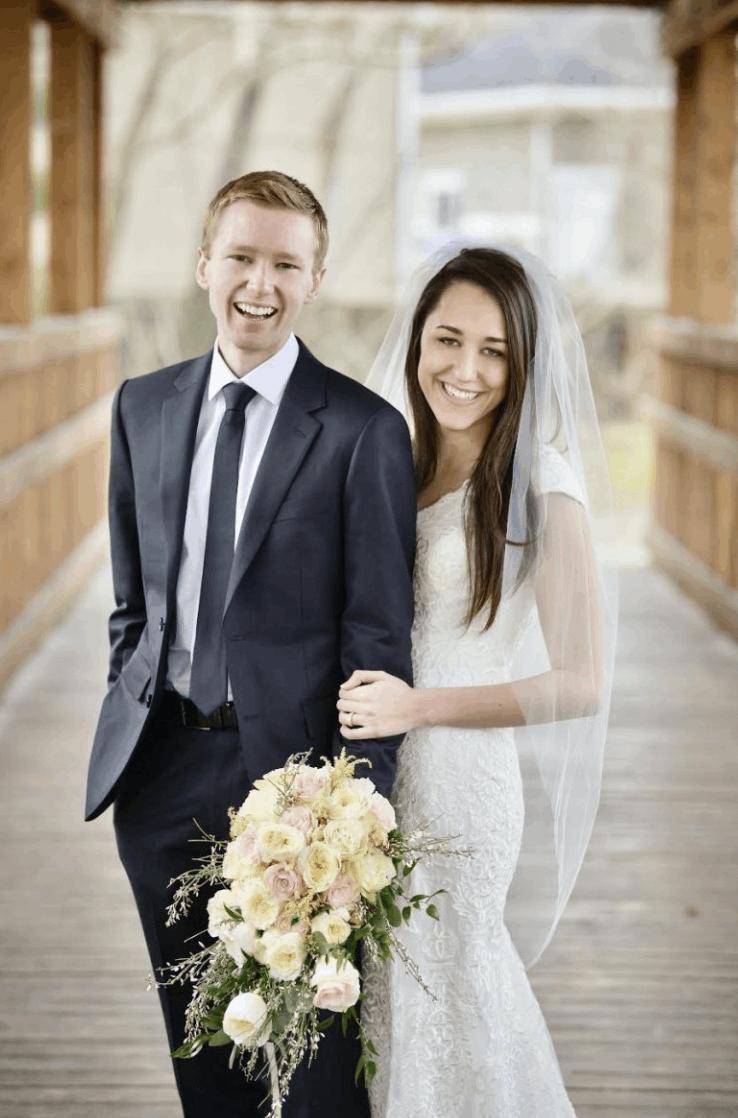 41. Rachael and Brett's Wedding