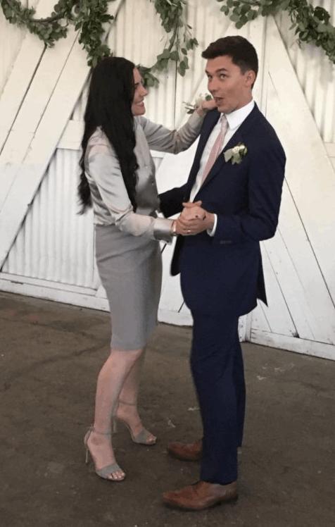 47. Mom and Son Wedding Dance