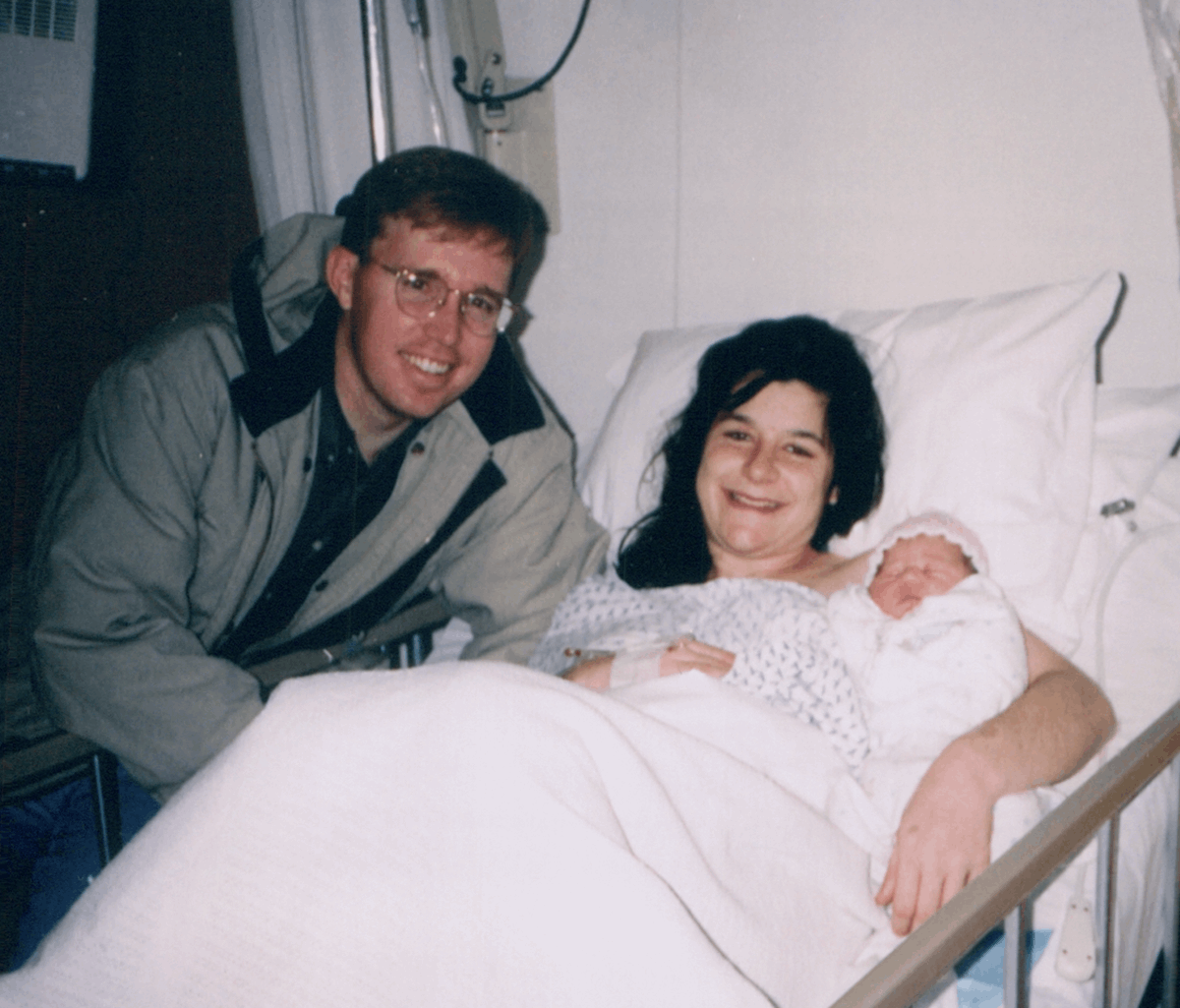 6. Rachael's Birth, Michigan
