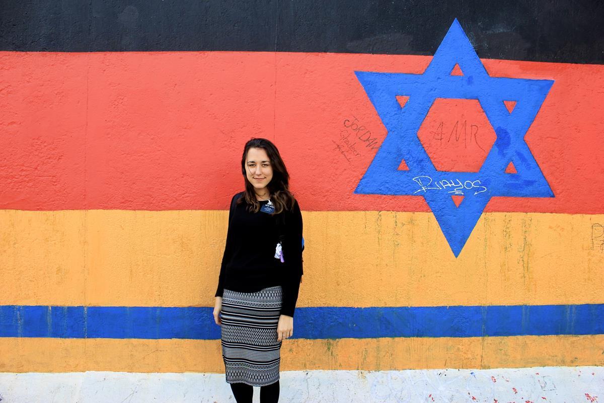 30. The Berlin Wall
